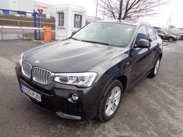 X4 xDrive30d / Auto provenit din leasing operational