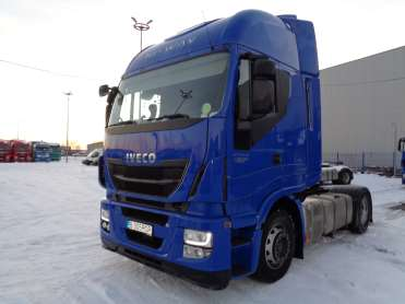 Iveco Stralis / Auto provenit din leasing operational