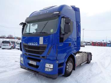 Stralis AS 440t / Auto provenit din leasing operational