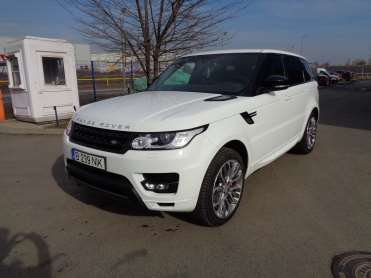 Range Rover Sport 3.0TDV6 HSE / Auto provenit din leasing operational