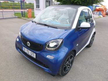 Smart fortwo coupe/52 KW