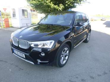 Bmw X3 xDrive3.0d /Auto provenit din leasing operational