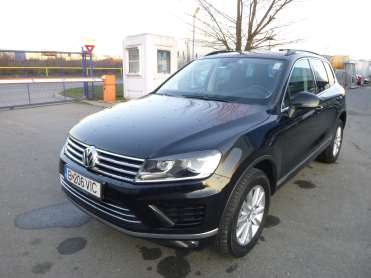 Volkswagen Touareg 3.0 V6 TDI / Auto provenit din leasing operational