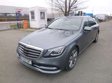 Mercedes Benz S450 4matic / Auto provenit din leasing operational
