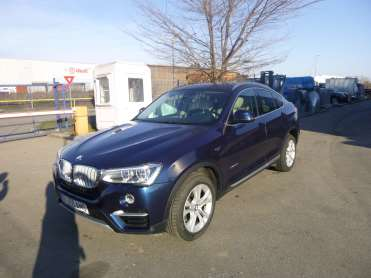 BMW X4 xDrive20d / Auto provenit din leasing operational