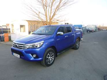 Toyota HiLux 4x4 / Double Cab