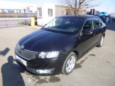 Skoda Rapid 1.6 TDI  Ambition / Auto provenit din leasing operational