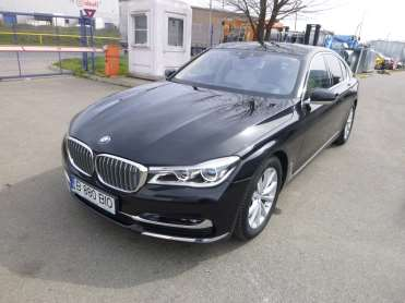 BMW 750 i xDrive / Auto provenit din leasing operational