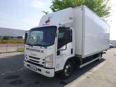 Isuzu P75 / Auto provenit din leasing operational