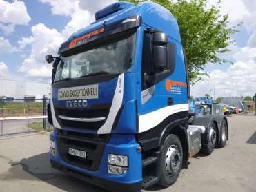 Iveco Stralis AS 440 STX / Auto provenit din leasing operational