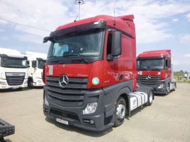 Mercedes Benz Actros  / auto provenit din leasing operational