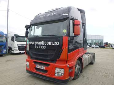 Iveco Stralis AS 440t / Auto provenit din leasing operational